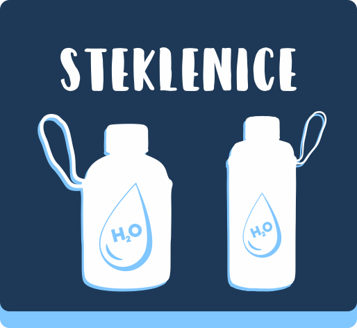 steklenicke