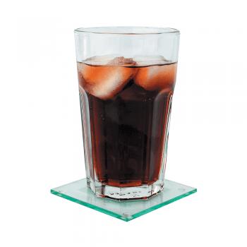 Set 4 steklenih podstavkov za kozarce – 00302 (eko)