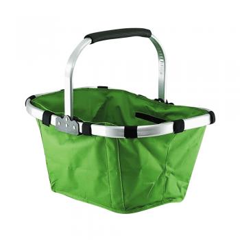 Zložljiva nakupovalna košarica z alu ogrodjem – 00318