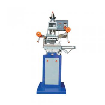 Polavtomatski stroj za topli tisk