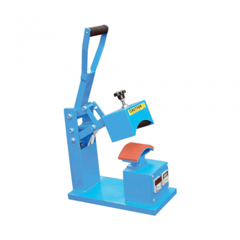 Stroj za prenos preslikačev na kape