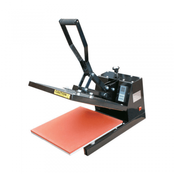 Stroj za prenos preslikačev na tekstil