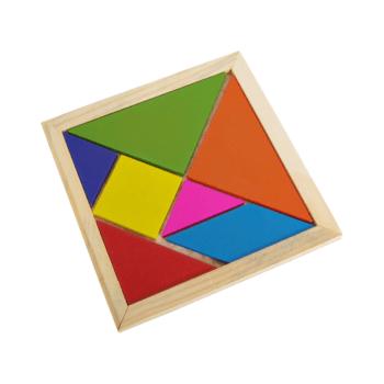 Sestavljanka Tangram – mešano – 00443