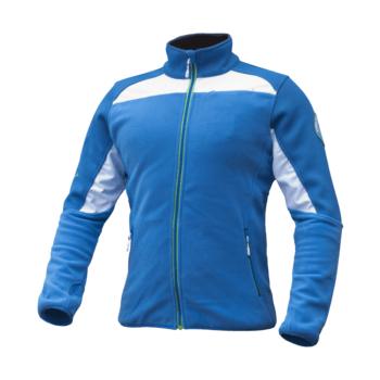 Moška hybrid jakna Svetlo modra – 00823