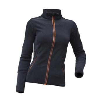Ženska hybrid jakna Črna – 00824