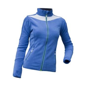 Ženska hybrid jakna Svetlo modra – 00824