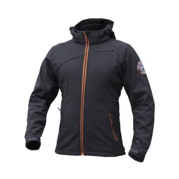 Moška softshell jakna Črna – 00825