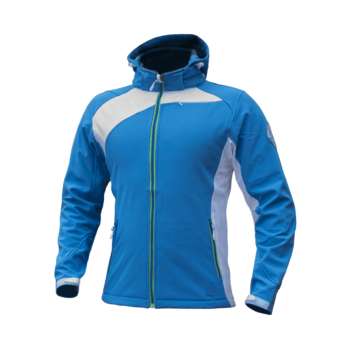 Moška softshell jakna Svetlo modra – 00825