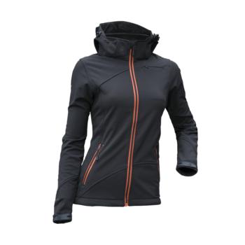 Ženska softshell jakna Črna – 00826