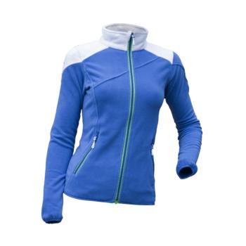 Ženska jakna flis Svetlo modra – 00827