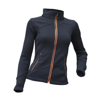 Ženska core jakna Črna – 00830