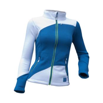 Ženska core jakna Svetlo modra – 00830