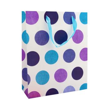 Plasticifirana papirnata darilna vrečka Maxi – 00936