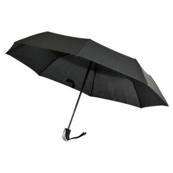 Zložljiv dežnik odpri/zapri v etuiju – 00339