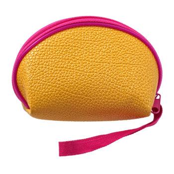 Drobižnica ali kozmetična torbica  na zadrgo COLORFUL – 00618 RAZPRODANO
