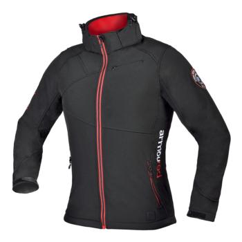 Moška softshell jakna Črna – 00836