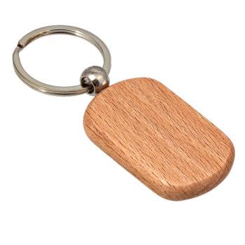 Lesen obesek za ključe PRAVOKOTNIK – 00484