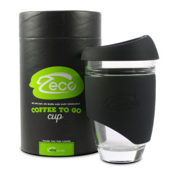 Zeco Coffee to go – NEGRO – 00154CR.  (HIGH GRADE borosilikatno steklo)