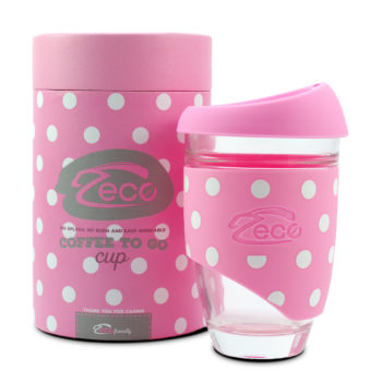 Zeco Coffee to go – DOTTIE – 00154DT (HIGH GRADE borosilikatno steklo)