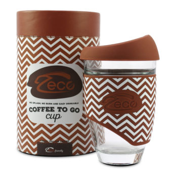 Zeco Coffee to go – EARTH – 00154RJ (HIGH GRADE borosilikatno steklo)