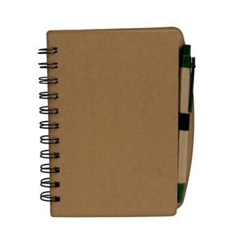 Eko beležka KEKEC z eko kemičnim svinčnikom – 00298