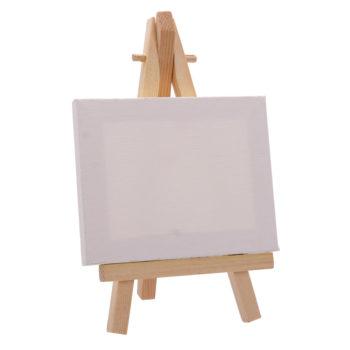 Leseno slikarsko platno s stojalom PICASSO – 00755 (eko)