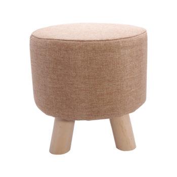 Lesen taburejček-ottomanski stolček- 00752 (eko)