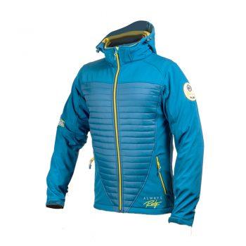 Super softshell hybrid MOŠKA PREŠITA  jakna  – 00845