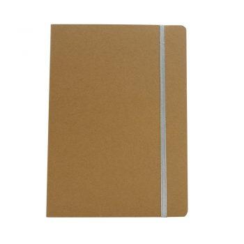 EKO zvezek s trdimi platnicami in z elastiko – 00498