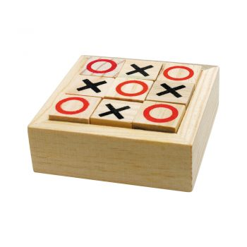 Lesena igra KRIŽCI/KROŽCI -00477 družabna igra – eko