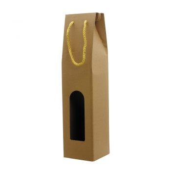Kartonska škatla za steklenico -00493 (eko)