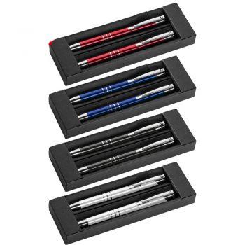 KOVINSKI PISALNI SET kemični in tehnični svinčnik – 13330**