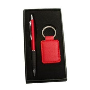 Set s kemičnim svinčnikom in obeskom za ključe EXCELENT – 00429